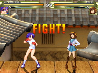 Stree Fighter ONLINE Stage
