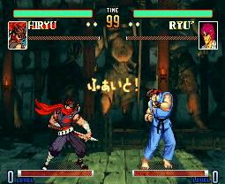 Street FighterIV 廃墟寺院ステージ