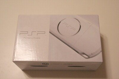 PSP3000箱