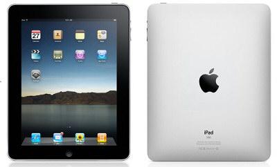 アップルのタブレット端末「iPad」発表