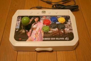 Xbox360 デッド オア アライブ 4 スティック