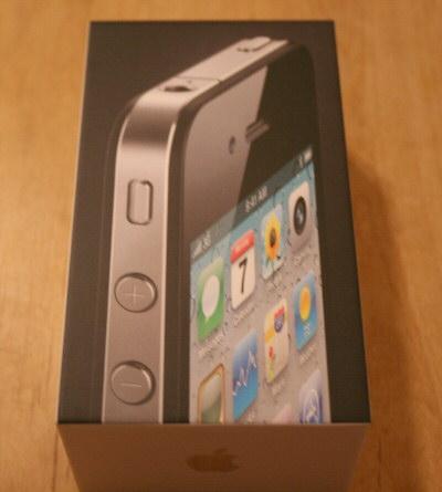 iPhone4箱