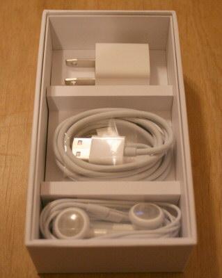 iPhone4 同梱物