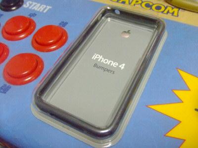 iPhone4 バンパー