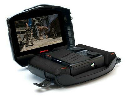 Xbox 360 / PS3 モバイル化ハードケース GAEMS G155