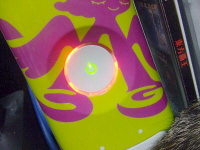 Xbox360レッドリング