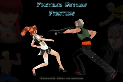 Further Beyond Fighting Title