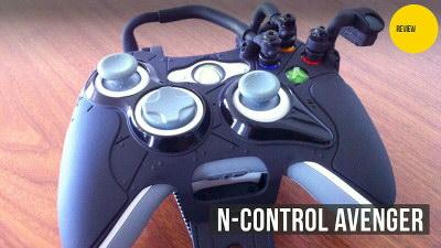 Xbox360コントローラー用アタッチメント『Avenger(アベンジャー)』