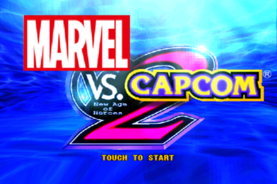 MARVEL VS. CAPCOM 2(iOS版) title