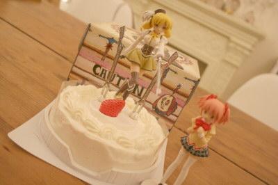 まどかケーキ