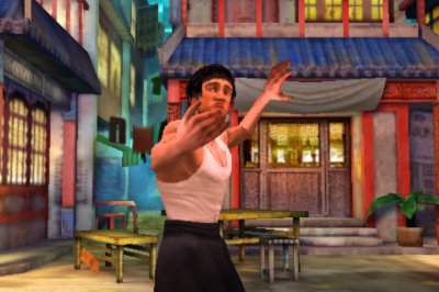 Bruce Lee Dragon Warrior(iPhone版) demo