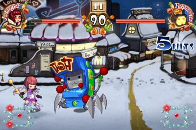 Angel Fight HD kyoutai