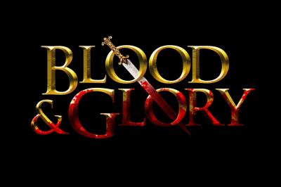 Blood & Glory Title