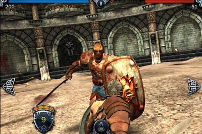 Blood & Glory battle2