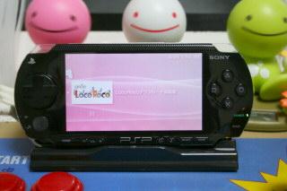 PSPでLocoRoco