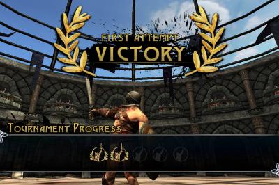 Blood & Glory Win