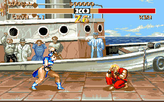 STREET FIGHTER II(AMIGA版) chunli03