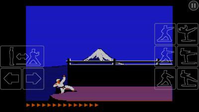 karateka classic ochi