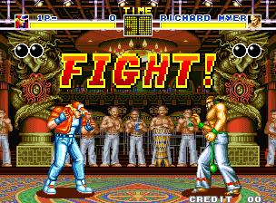 餓狼伝説 fight
