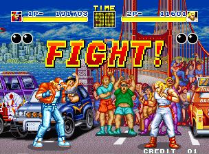 餓狼伝説 fight3