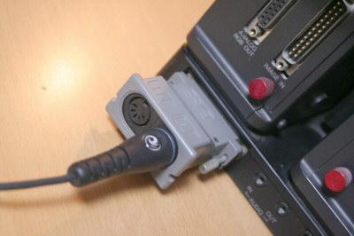 RS-MIDI 接続
