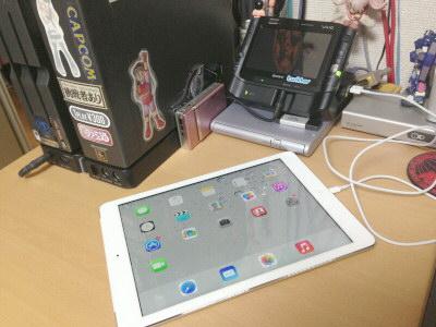 iPad Air 母艦