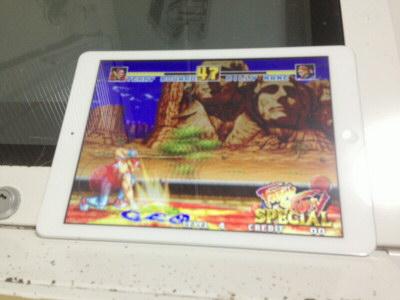 iPad Air 餓狼伝説スペシャル