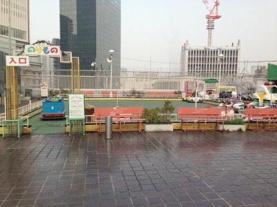 阪神百貨店 屋上遊園04