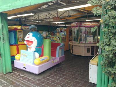 阪神百貨店 屋上遊園07