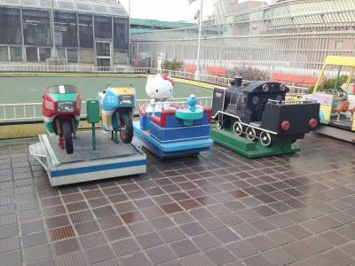阪神百貨店 屋上遊園21