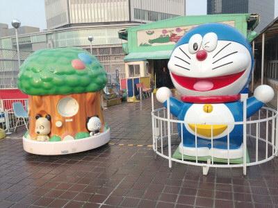 阪神百貨店 屋上遊園23