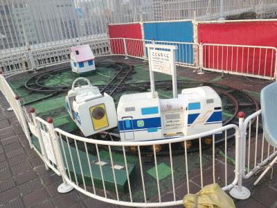 阪神百貨店 屋上遊園24