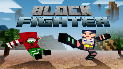 Block Fighter title