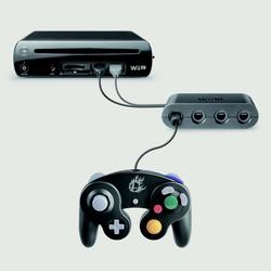 WiiU用GCアダプタ