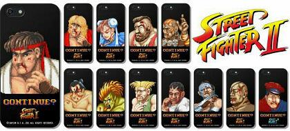 スト2「負け顔」のiPhone5/5S用ケース