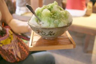 赤福氷キタコレ