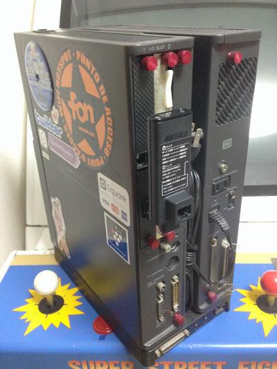 X68000にWLI-UTX-AG300/C