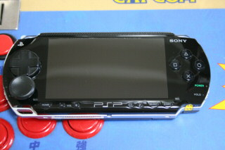 PSP ANALOG STICK kit付けてみた