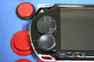 PSP ANALOG STICK kit拡大
