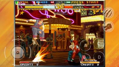 餓狼 MARK OF THE WOLVES (iOS版) fight2