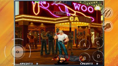 餓狼 MARK OF THE WOLVES (iOS版) Win