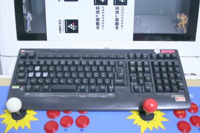 X68000 キーボード