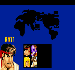 STRONG FIGHTER II' select