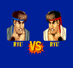 STRONG FIGHTER II' VS