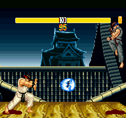 STRONG FIGHTER II' HADOKEN