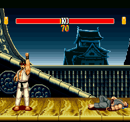 STRONG FIGHTER II' Win