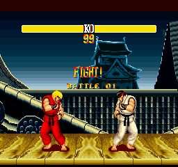 STRONG FIGHTER II' KEN