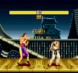 STRONG FIGHTER II' Bal