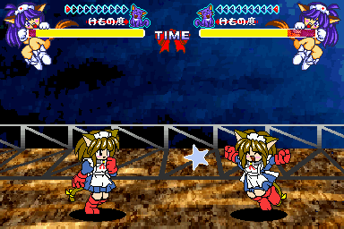 獣だらけ battle2