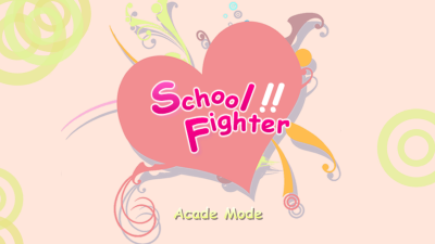 School Fighter Title